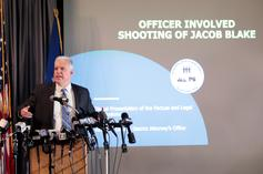 Jacob Blake Shooting: Kenosha Cop Will Not Be Charged