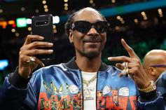 "Snoop Dogg Wins AEW Match With ""Snoop Splash"""