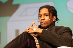 A$AP Rocky Fuels Album Hype With IG Purge