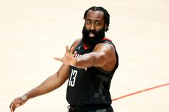 """James Harden Trolled For His Weight: """"Definitely Had A Pre-Game Meal"""""""