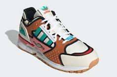 """""""The Simpsons"""" x Adidas ZX 10000 Pays Homage To """"Krusty Burger"""""""