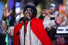 André 3000 Forced To Use Hand-Drawn Sketch For Clothing Collection Due To Trademark Laws