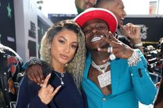"""DaniLeigh Responds After DaBaby's Ex Says She's """"Not Intimidated By No B*tch"""""""