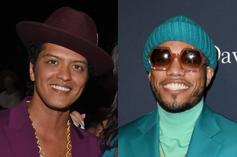 Bruno Mars & Anderson .Paak Team Up For New Band Silk Sonic, Announce New Album