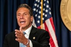 """Andrew Cuomo Responds To Sexual Harassment Claims, Admits He """"May Have Been Insensitive"""""""