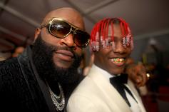 Lil Yachty Tries Lemon Pepper Wings For The First Time, Rick Ross Reacts