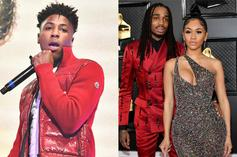 "NBA YoungBoy Reacts To Quavo & Saweetie's Breakup: ""H*es Ain't Sh*t"""