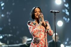 Rihanna Teases The Release Of A New Single