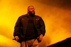 """DJ Khaled Connects With Nas & Roddy Ricch For """"Khaled Khaled"""""""