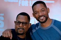 """Will Smith & Martin Lawrence Celebrate 26 Years Of """"Bad Boys"""""""