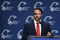 "Rep. Dan Crenshaw Is Temporarily Blind & Going ""Off The Grid"" Following Eye Surgery"