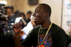 """Bobby Shmurda's Supposed GF Denies Being The """"Homeboy's Joint"""""""
