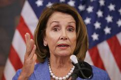 """Nancy Pelosi Said She's Have Thrown Hands With Capitol Mob: """"I'm A Street Fighter"""""""