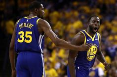 Kevin Durant Explains What He Appreciates Most About Draymond Green