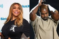 """Wendy Williams Responds To Kanye West Report: """"Get Back In Your Cage"""""""