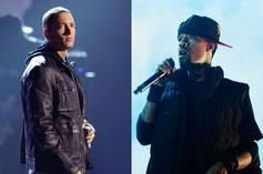 """Eminem Geeks Out For Redman's Bars With """"Till I Collapse"""" Throwback"""