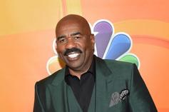 Steve Harvey Draws Backlash Over Comments About Why He Can't Be Friends With Women