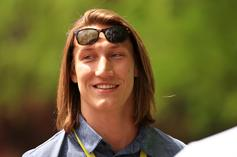 Trevor Lawrence Drafted First Overall By The Jaguars