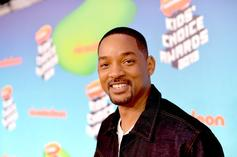 """Will Smith Shares Shirtless Photo & Admits: """"I'm In The Worst Shape Of My Life"""""""