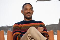 Will Smith Displays Quarantine Bod Again & Announces Weight Loss Series