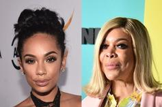 """Erica Mena Tells Wendy Williams """"Let's Link Up So I Can Beat Your Ass"""""""