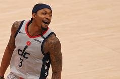 Bradley Beal Comments On Injury That Ended His 50-Point Night