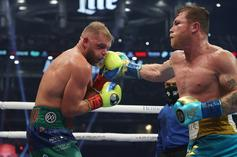 Billy Joe Saunders Could Be Forced To Retire After Crushing Canelo Punch