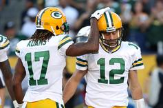 """Davante Adams Admits He'll Do """"Extra Thinking"""" On Packers Future If Aaron Rodgers Leaves"""