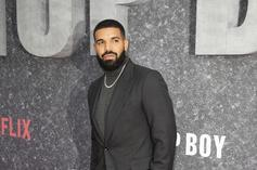 Drake Reflects On Artist Of The Decade Award & Dining With Ronald Isley