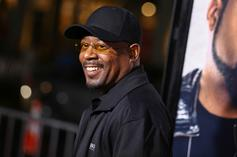 """Martin Lawrence Accused Of Being A Violent """"Egomaniac"""" By """"Martin"""" Actor"""