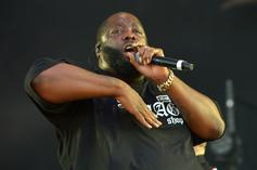 "Killer Mike Celebrates 10 Years Of ""Pl3dge"""