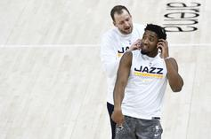 Donovan Mitchell Angry With Jazz For Sitting Him In Game 1: Report