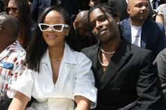 """A$AP Rocky Says He's """"Truly Blessed"""" For Rihanna Support During Sweden Trial"""