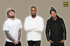 The Day Kanye West, J. Cole, & Mac Miller Took Over