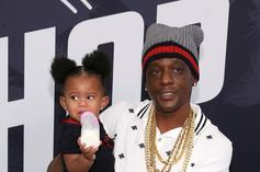 Boosie's Kids Make Him Cry On Father's Day