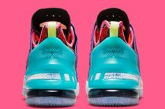 """Nike LeBron 18 """"Best 10-18"""" Release Date Revealed: Photos"""