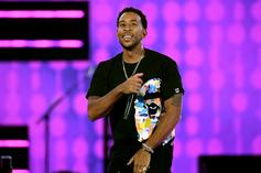 Ludacris Just Found Out He Has A Tennis Court On His Property
