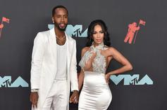 Safaree Gets Visibly Upset When Erica Mena Tells Him She's Pregnant: Watch