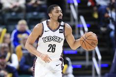 Spencer Dinwiddie Reportedly Interested In Joining Lakers