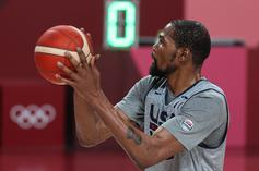 Kevin Durant Pranked By Team USA In Hilarious Fashion