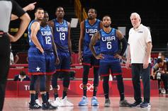 Team USA Reportedly Frustrated With Gregg Popovich