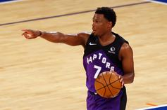 Kyle Lowry Sweepstakes Gets New Frontrunner