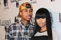 """Blac Chyna Claims Tyga """"Loves Trans,"""" Gets Slammed For """"Outing"""" Him"""