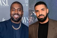 Kanye West & Drake Take Their Beef To The Streets Of Toronto
