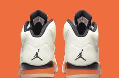 """Air Jordan 5 """"Shattered Backboard"""" Officially Unveiled: Photos"""
