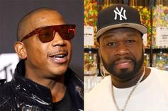 """Ja Rule Responds To 50 Cent: """"You're Nothing Without Eminem"""""""