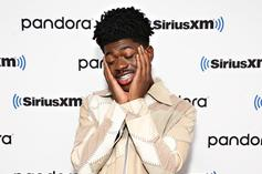 Lil Nas X Has The Wildest Billboards Up To Promote His New Album