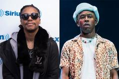 """Lupe Fiasco Responds To Tyler, The Creator: """"I'm Still Here"""""""