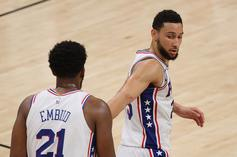 Joel Embiid's Take On Ben Simmons Trade Revealed