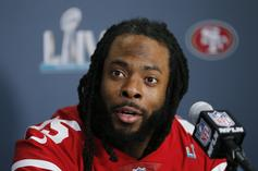 Richard Sherman Goes Back & Forth With Fan On Twitter